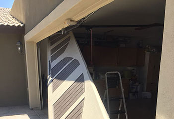 Garage Door Off Track | Elk River MN